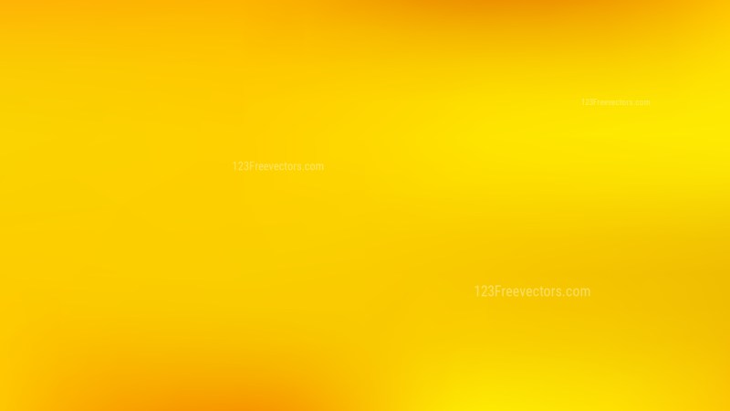 Orange and Yellow Simple Background Illustrator