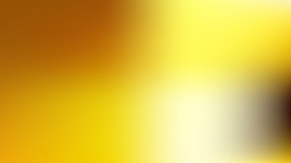 Orange and Yellow PPT Background