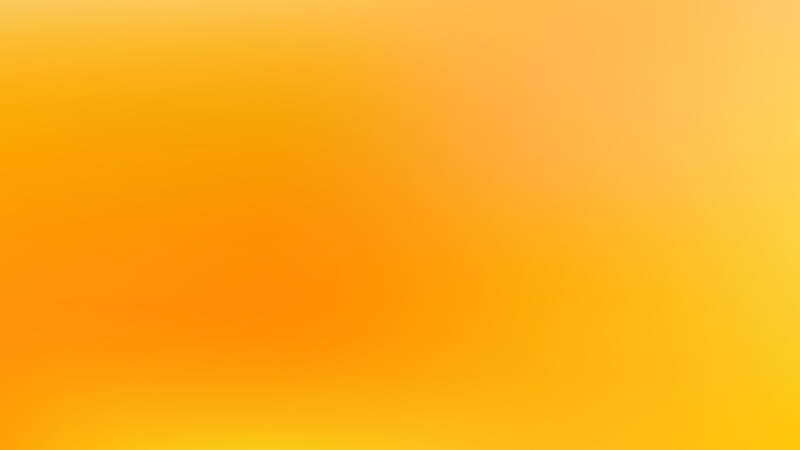 Orange and Yellow Blank background