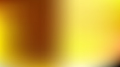 Orange and Yellow Blurry Background Vector Art