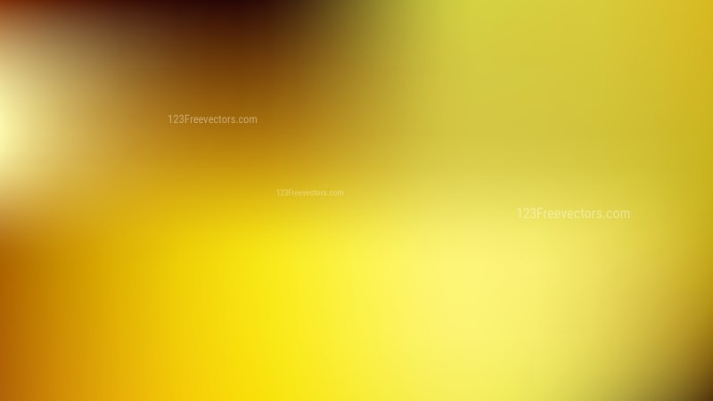 Orange and Yellow Blur Background