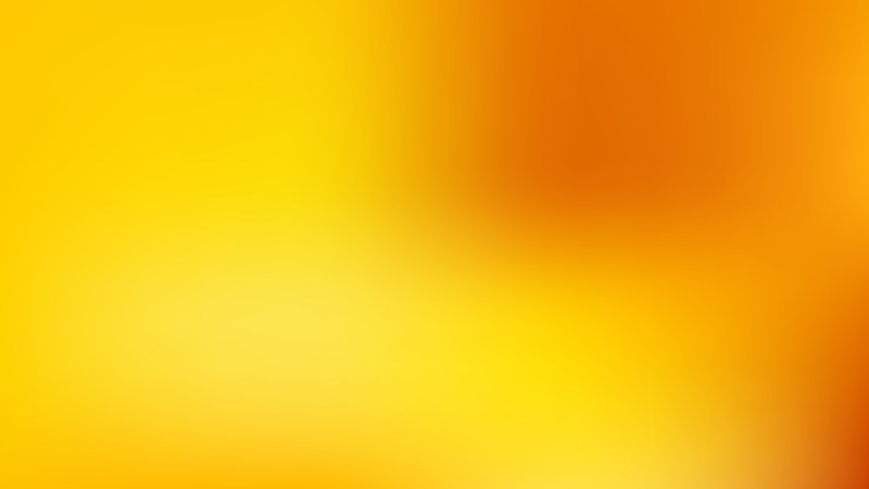 Orange and Yellow Professional Background