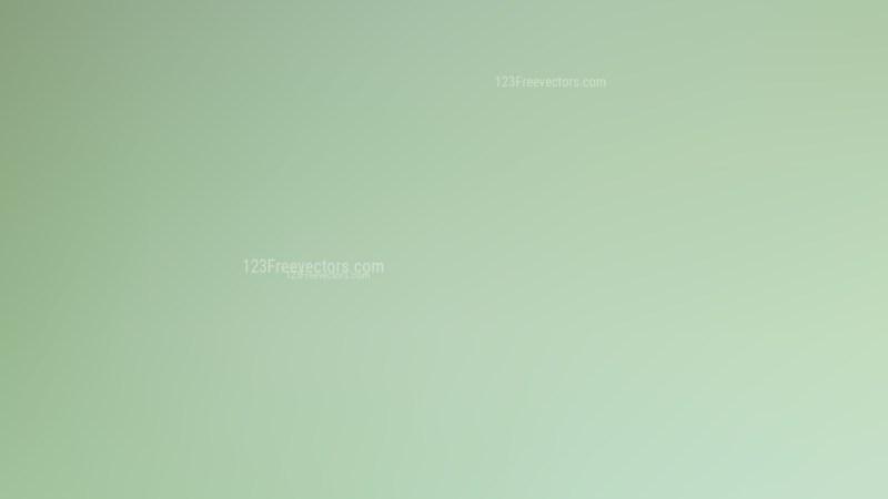 Pastel Green Professional Background Illustration