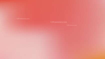 Pastel Red Gaussian Blur Background Vector Image
