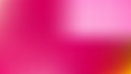 Pink Photo Blurred Background Vector Illustration