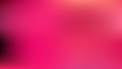 Pink Blur Background Vector