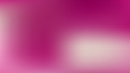 Pink Blurred Background Vector Image