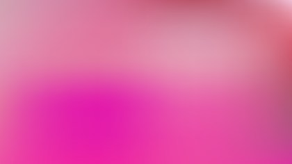 Pink Blur Background Illustrator