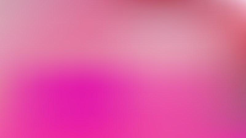 Pink Blur Background Illustrator
