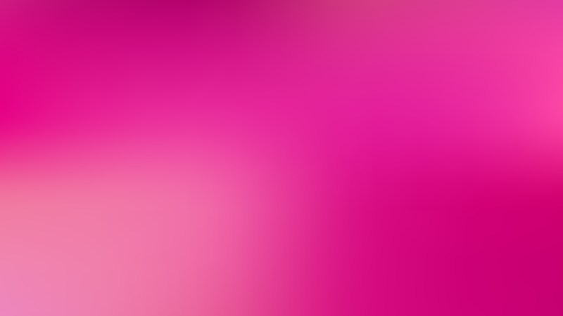 Pink Blurry Background Vector Illustration