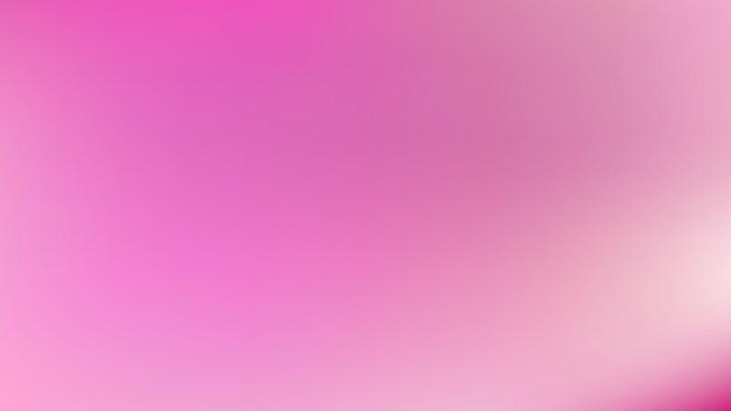 Pink Blurred Background Image