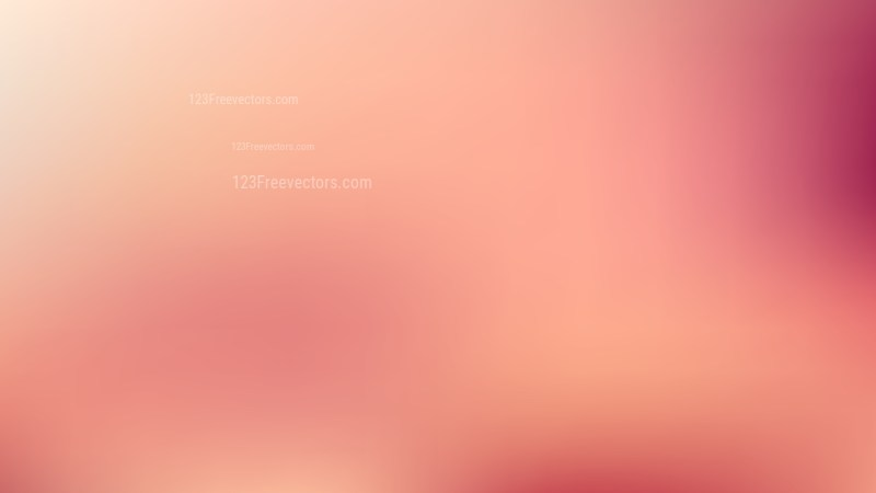 Pink and Beige Corporate PowerPoint Background Vector Illustration