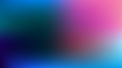 Pink and Blue PPT Background