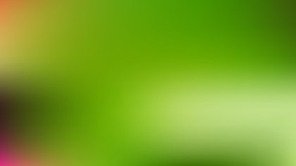 Pink and Green PowerPoint Background