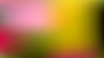 Pink and Green Corporate Presentation Background