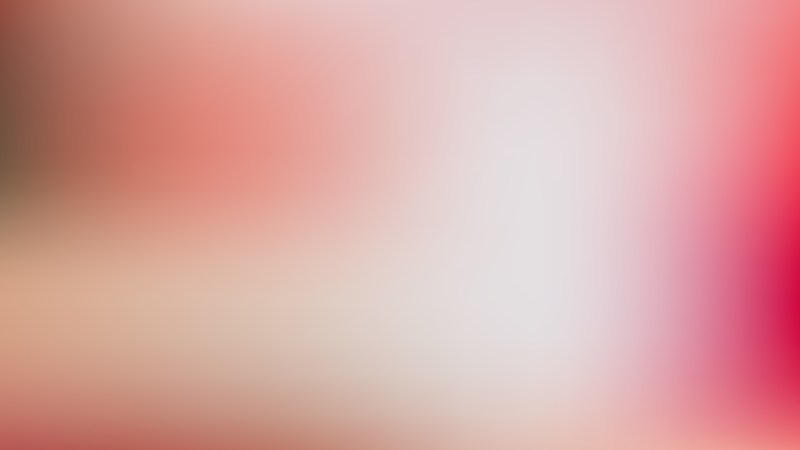 Pink and White Gaussian Blur Background Illustration