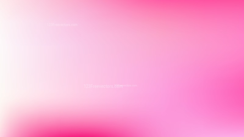 Pink and White Blurred Background Image