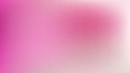 Pink and White PowerPoint Background