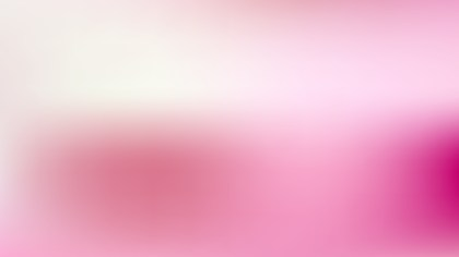 Pink and White PPT Background Vector Image