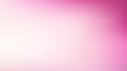 Pink and White Professional PowerPoint Background