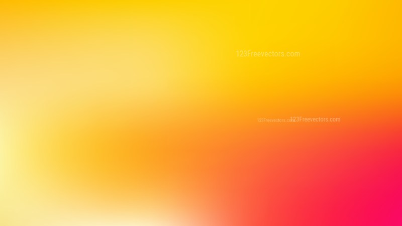 Pink and Yellow Blur Background