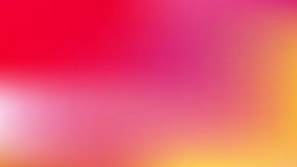 Pink and Yellow Blurry Background Image