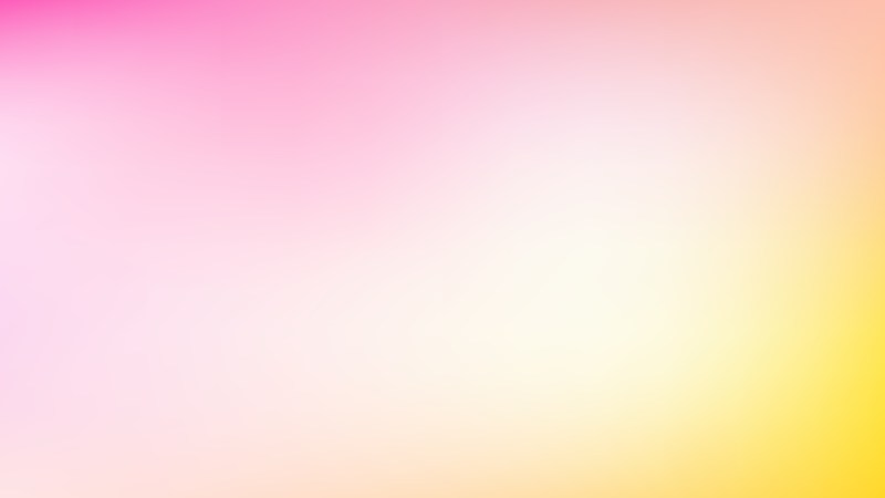 Pink and Yellow Simple Background Vector