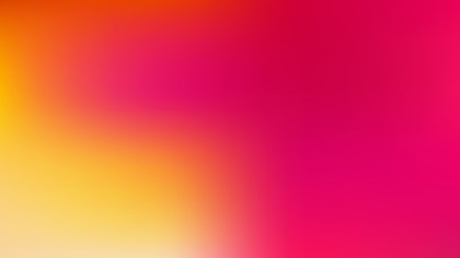 Pink and Yellow Professional Background