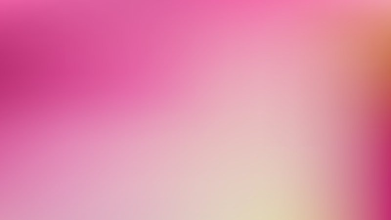 Pink and Yellow Simple Background