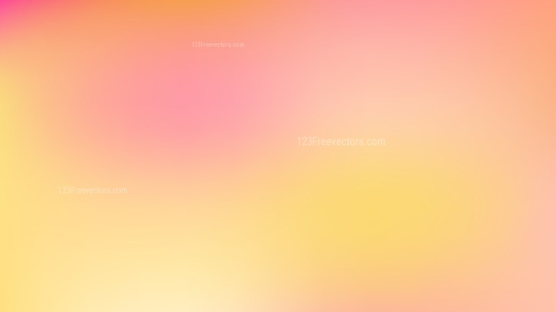 Pink and Yellow Professional Background Vector Image