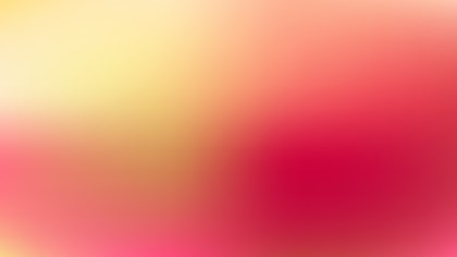 Pink and Yellow PowerPoint Background