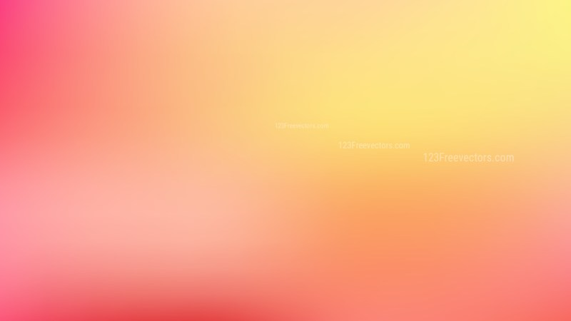 Pink and Yellow Business PowerPoint Background