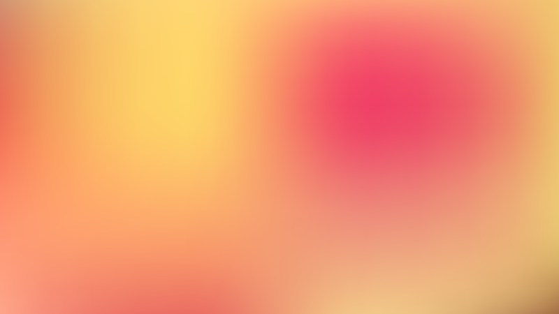 Pink and Yellow Corporate Presentation Background