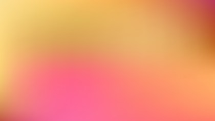 Pink and Yellow PowerPoint Presentation Background