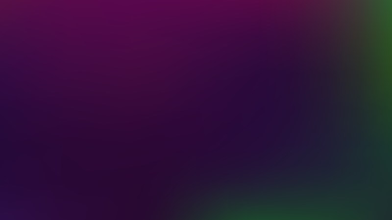 Purple and Green Blurred Background Vector Illustration