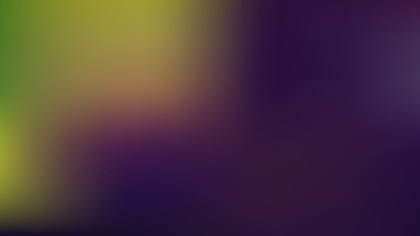 Purple and Green Blur Background Vector