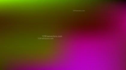 Purple and Green Presentation Background Design