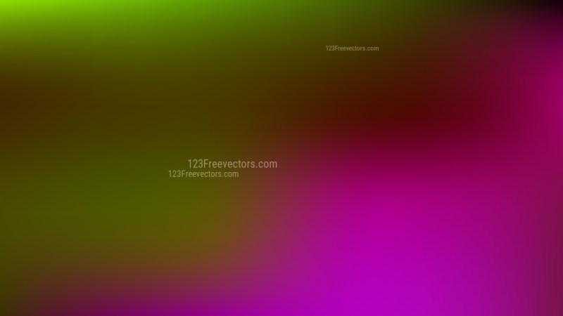 Purple and Green Presentation Background Design