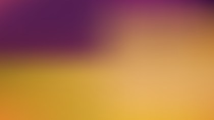 Purple and Yellow Blur Background
