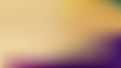 Purple and Yellow Presentation Background