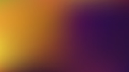 Purple and Yellow Business PowerPoint Background
