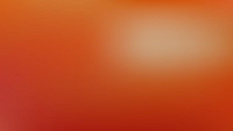 Red Gaussian Blur Background