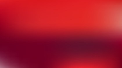 Red Blurry Background Vector Art