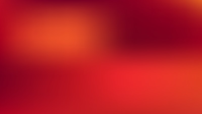 Red PowerPoint Background Graphic
