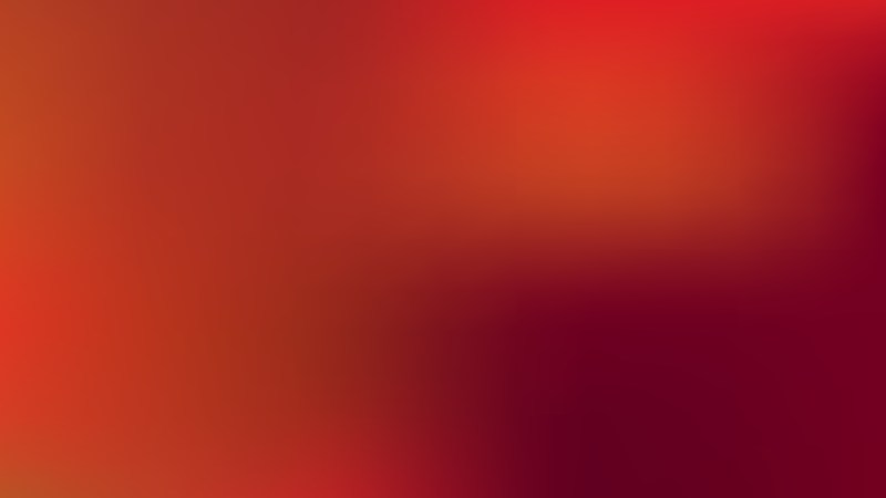 Red Blurred Background
