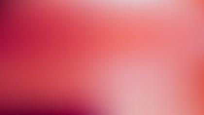 Red Presentation Background