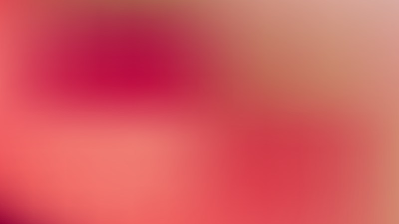 Red Simple Background Design