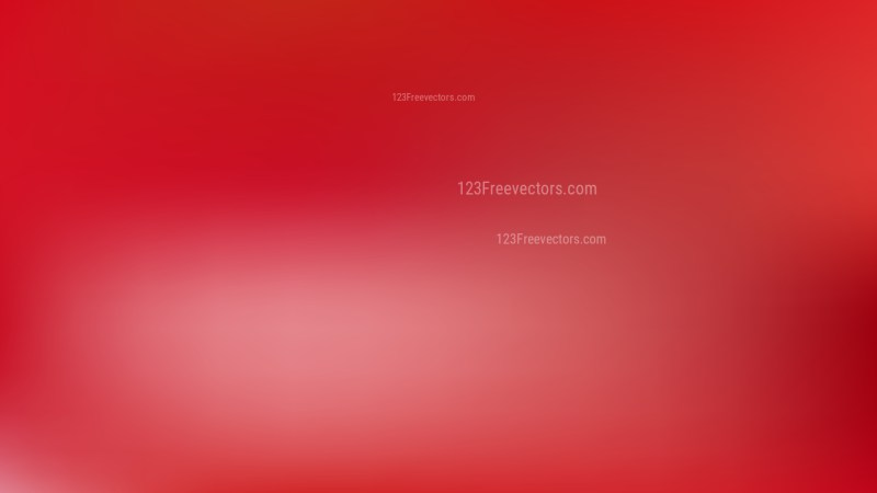 Red Presentation Background