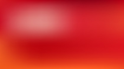 Red Blur Background Vector Graphic