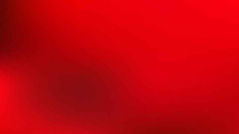 Red Blurry Background Vector Image